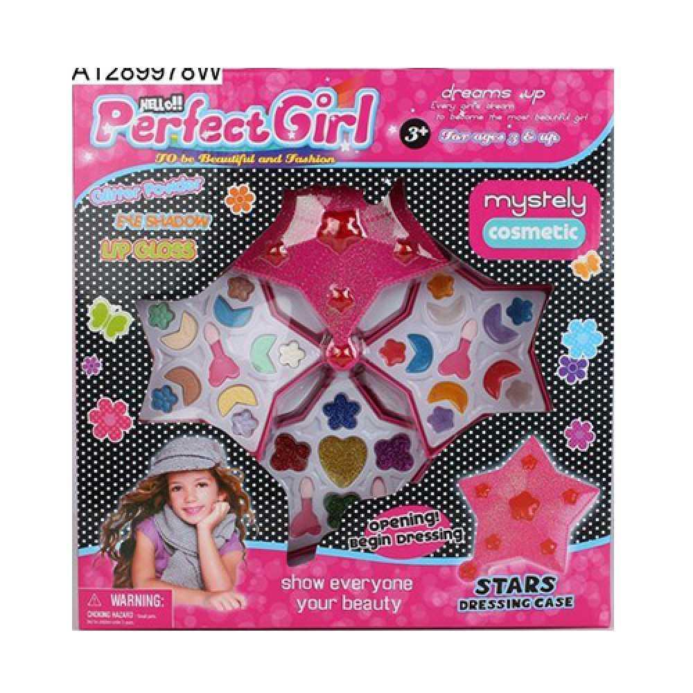 Игровой набор косметики Косметика для девочки Детская косметика для девочек Игрушечная косметика