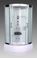 Гидромассажный бокс с глубоким поддоном AquaStream Comfort 99 HW, 900х900х2200 мм