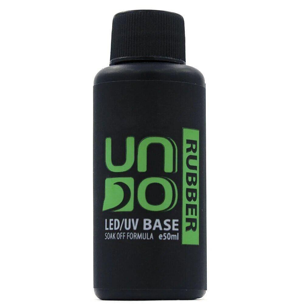 Rubber Base UNO (Каучуковая база), 50мл.