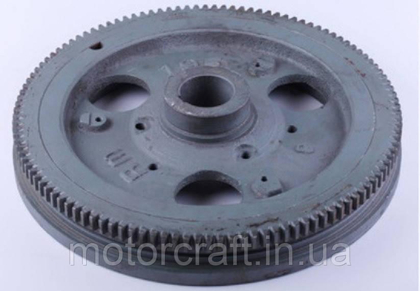 Маховик с венцом двигателя мотоблока Z=118 FW-R190/195