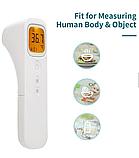 Бесконтактный термометр инфракрасный Shun Da (WT001), фото 6