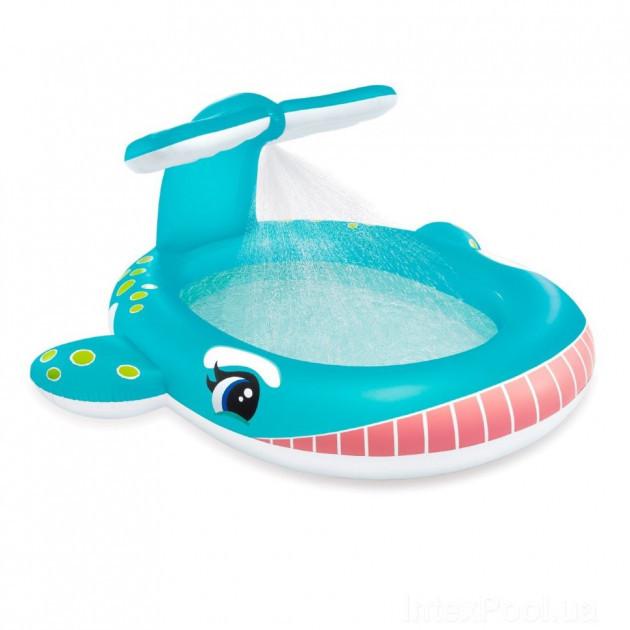 Бассейн с распылителем Надувной бассейн для малышей Детский бассейн Бассейн для детей