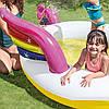 Детский надувной центр Intex «Единорог» Детский бассейн Бассейн для детей Надувной бассейн, фото 4