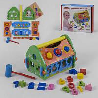 Деревянный домик С 39350