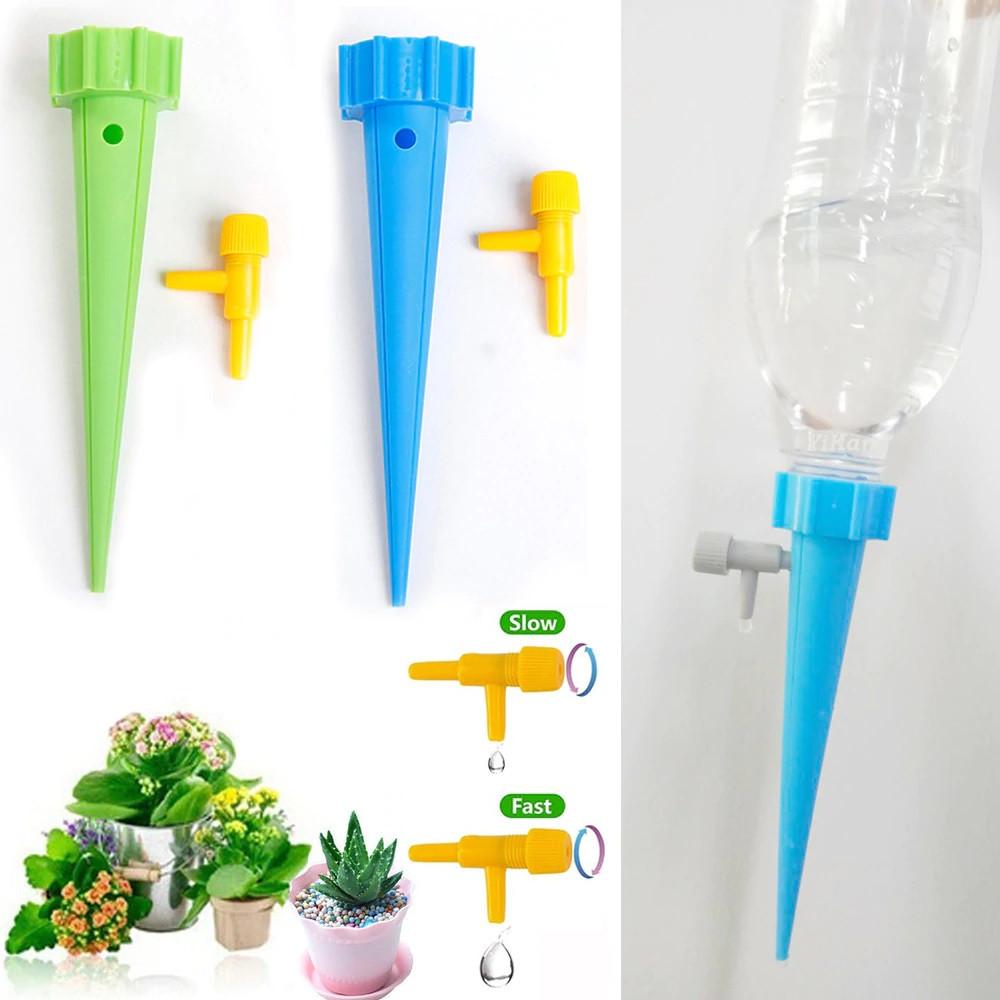 Автоматический капельный полив для растений, ороситель для комнатных цветов 12 шт.