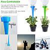 Автоматический капельный полив для растений, ороситель для комнатных цветов 12 шт., фото 2
