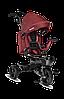 Детский трехколесный велосипед с родительской ручкой Lionelo KORI RED BURGUNDY