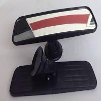 Зеркало на присоске салонное 250mm  VA 0124/ SA 124 SAHLER прямое   (100шт/ящ)