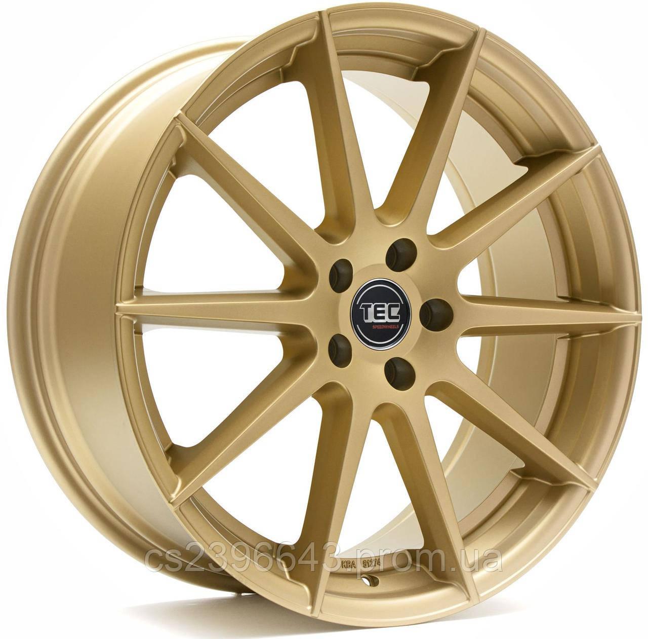 Колесный диск TEC Speedwheels GT7 Ultralight 19x8,5 ET35