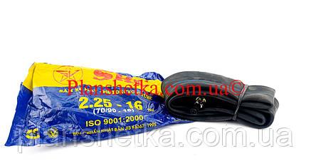 Камера на скутер 2.25-16 (70/90-16) SRC, фото 2