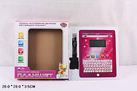 Планшет обучающий, русско-английский PlaySmart, в коробке 26*28*3см (7321)