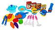 Кухня детская с циркуляцией воды ГОЛУБАЯ арт. 688-1-2, фото 6