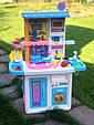 Кухня детская с циркуляцией воды ГОЛУБАЯ арт. 688-1-2, фото 8