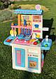 Кухня детская с циркуляцией воды ГОЛУБАЯ арт. 688-1-2, фото 9