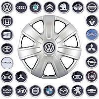 """Колпаки """"14"""" (SKS-224) + эмблемы на выбор (VW Polo)"""