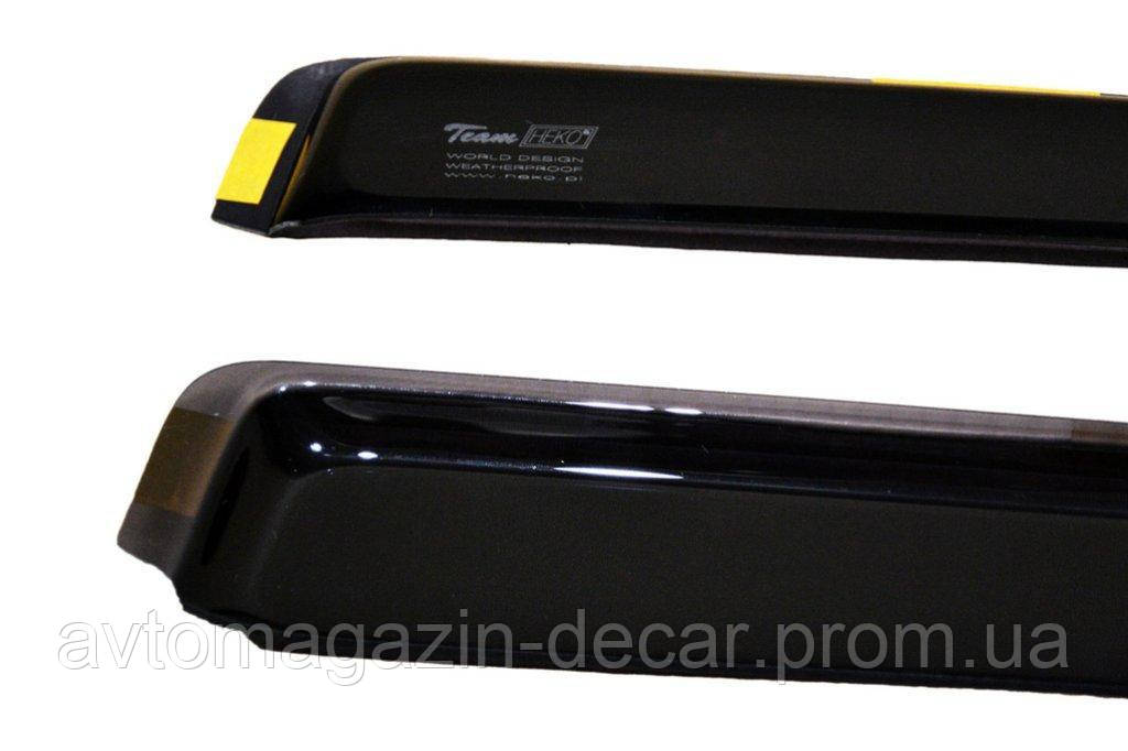 "Ветровики FIAT Brava HTB(5D) 95- Marea 4D1996 перед ""HEKO"" 15107"
