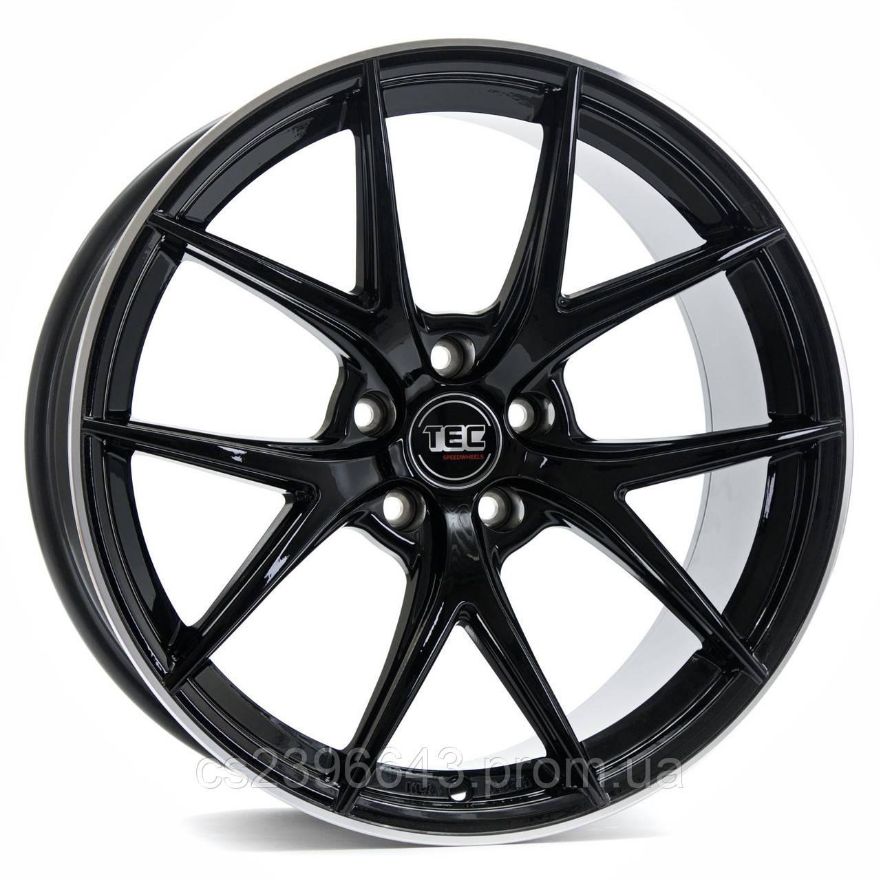 Колесный диск TEC Speedwheels GT6 Ultralight 19x9 ET35