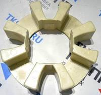 110H Эластичная соединительная муфта пластик (ЭЛЕМЕНТ) для экскаваторов CAT, Hitachi, Hyundai