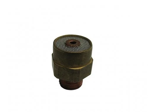 Корпус цанги  с газовой линзой  WE-D 2,4 мм  - для ABITIG®GRIP/SRT 18SC
