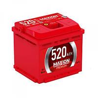 Аккумулятор Maxion Premium 50Ah 520A