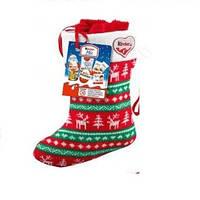 Набор сладостей Kinder Mix Красный носок 218 g