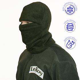 Шапка-маска LeRoy Балаклава (зимова, фліс)