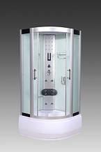 Гідромасажний бокс з глибоким піддоном AquaStream Comfort 110 HW, 1000х1000х2200 мм