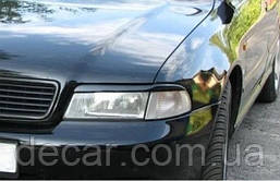 "Реснички фар  Audi  A4 (B5) 94-01 ""FLY"" (2шт)"
