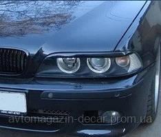 """Реснички фар  BMW  E39 96-02 """"FLY"""" (2шт)"""