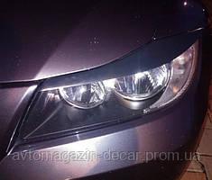 "Реснички фар  BMW  E90 05-12 ""FLY"" (2шт) (вид №2 ровная)"