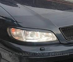 """Реснички фар Opel Omega B 95-99 """"FLY"""""""