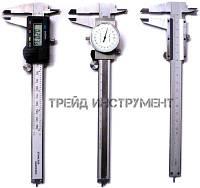 "Штангенциркуль ШЦ-II 400 (0-400) 0.05 губ.90мм ""GRIFF"""