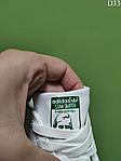 Женские демисезонные кроссовки Adidas Stan Smith (бело-зеленые) D33, фото 4