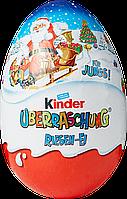 Kinder Uberraschung Riesen-Ei New Year 220 g