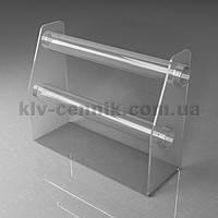 Подставка под браслеты, цепочки под формат 170 x 40 мм.