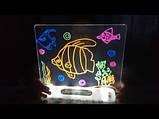 Магічна 3D дошка для малювання Magic Drawing Board   Дошка для малювання 3д, фото 6