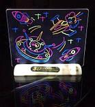 Магічна 3D дошка для малювання Magic Drawing Board   Дошка для малювання 3д, фото 5