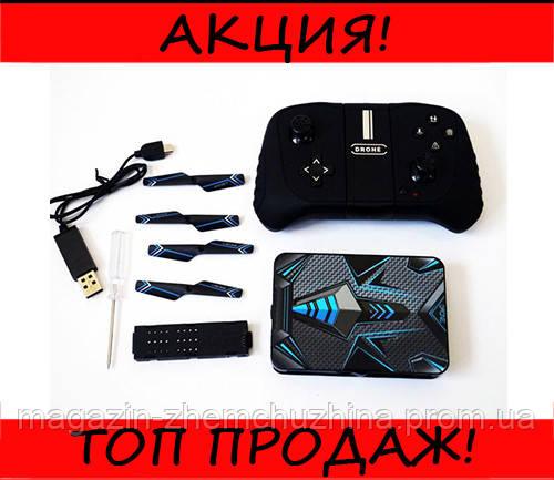 Карманный селфи-дрон S8