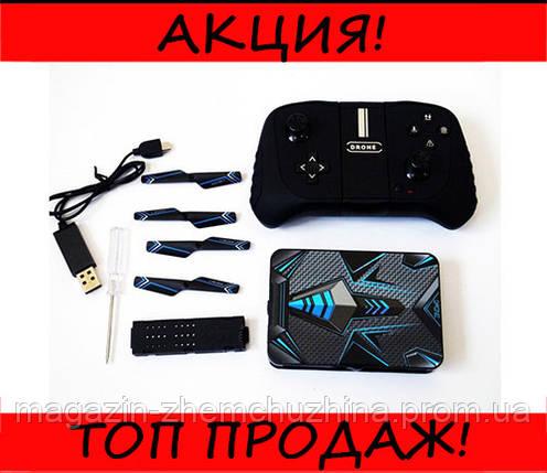 Карманный селфи-дрон S8, фото 2