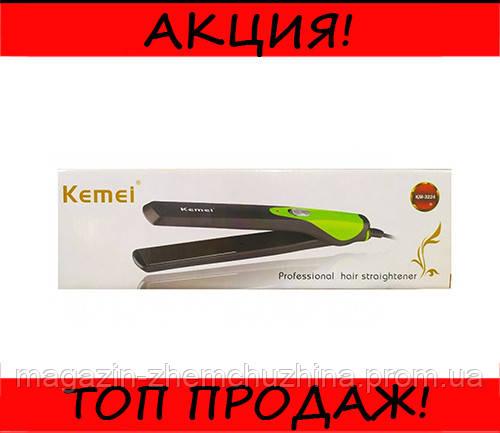 Утюжок для волос Kemei JB-KM-3224