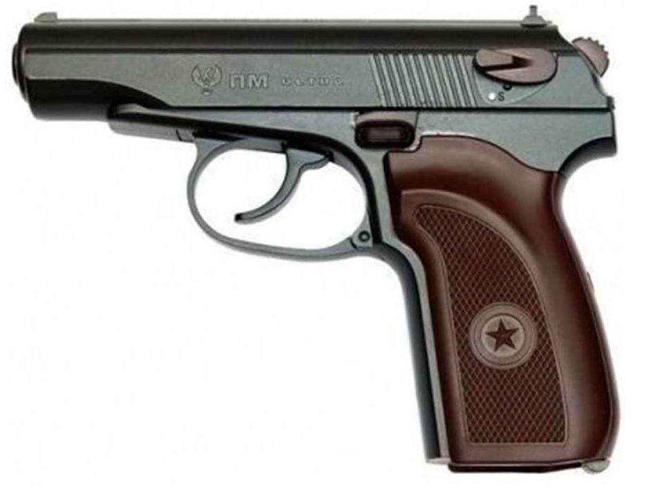 Пневматический пистолет PM Ultra Blow Back