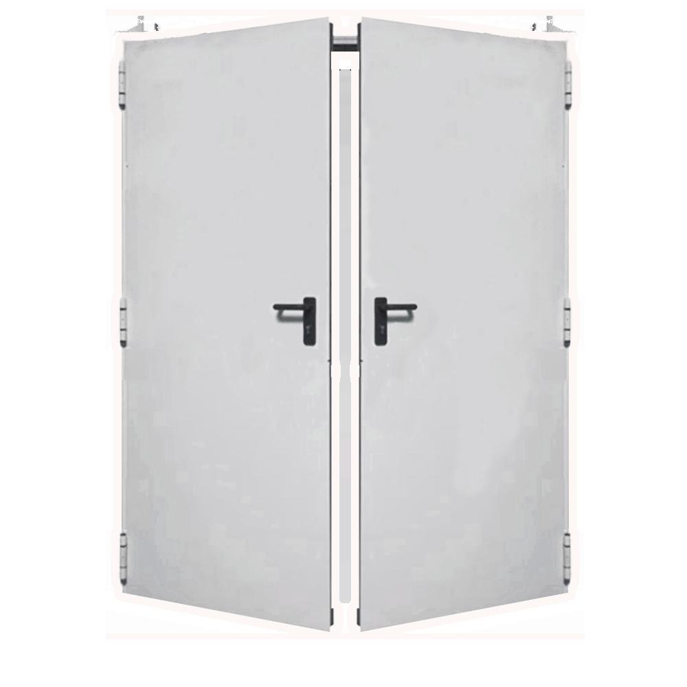 Противопожарная дверь SPLIT EI60 металл R/L 1300(900+400)*2050 DIERRE