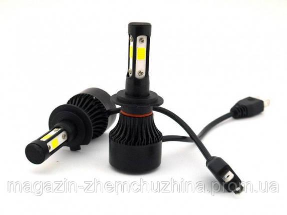 Автомобильные LED лампы F7 H 11, фото 2