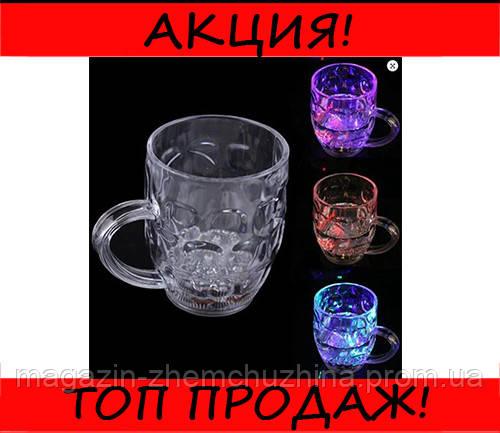 Чашка с Led подсветкой Color Cup