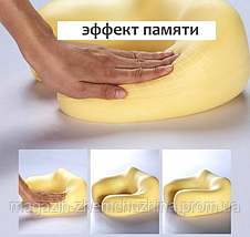 Массажер U-Shaped Massage Pillow SHAKE, фото 3