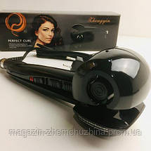 Автоматическая Плойка для завивки волос Zhengyin Perfect Curl, фото 2
