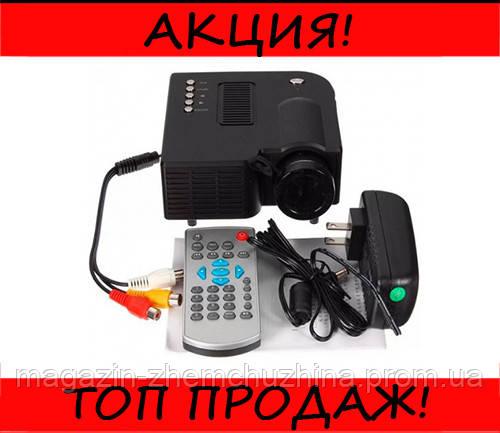Портативный проектор UC28 WiFi