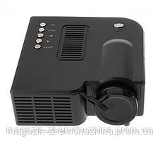 Портативный проектор UC28 WiFi, фото 3