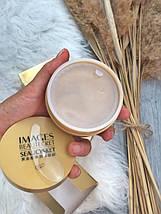 Гидрогелевые золотые патчи Images Beautecret Seaucysket Eye Mask с коллагеном, фото 3