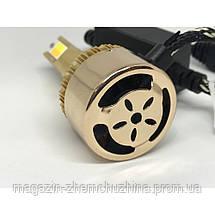 Автомобильные LED лампы C6 H7 (золотая коробка), фото 3